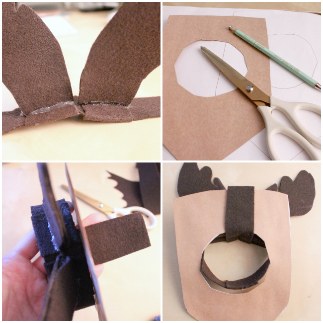 The Incredible Cat-Moose Costume DIY #MichaelsMakers