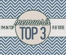 Top 3...ya-hooooo