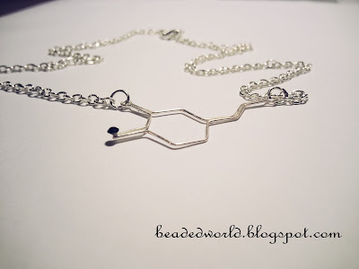 dopamina naszyjnik