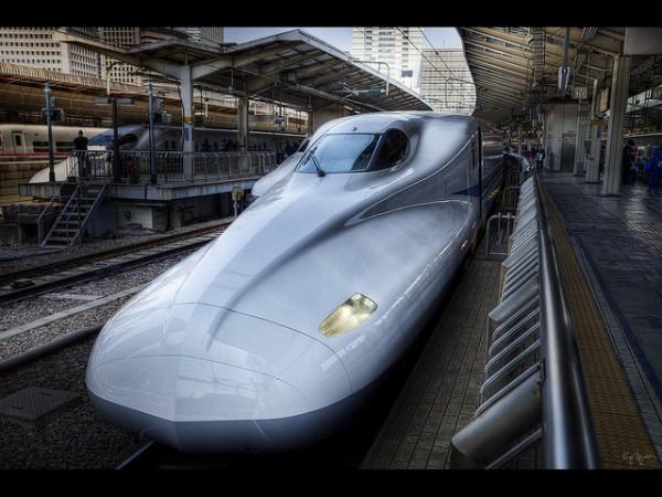 Shinkansen by Kaj Bjurman
