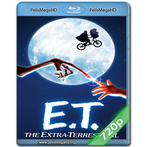 E.T.: THE EXTRA-TERRESTRIAL (1982) BDRRIP 720P HD XVID ESPAÑOL LATINO