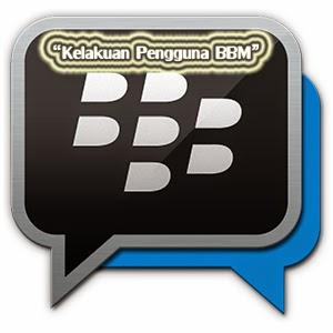 Tipe pengguna BBM, BBM ngeselin, BBM User