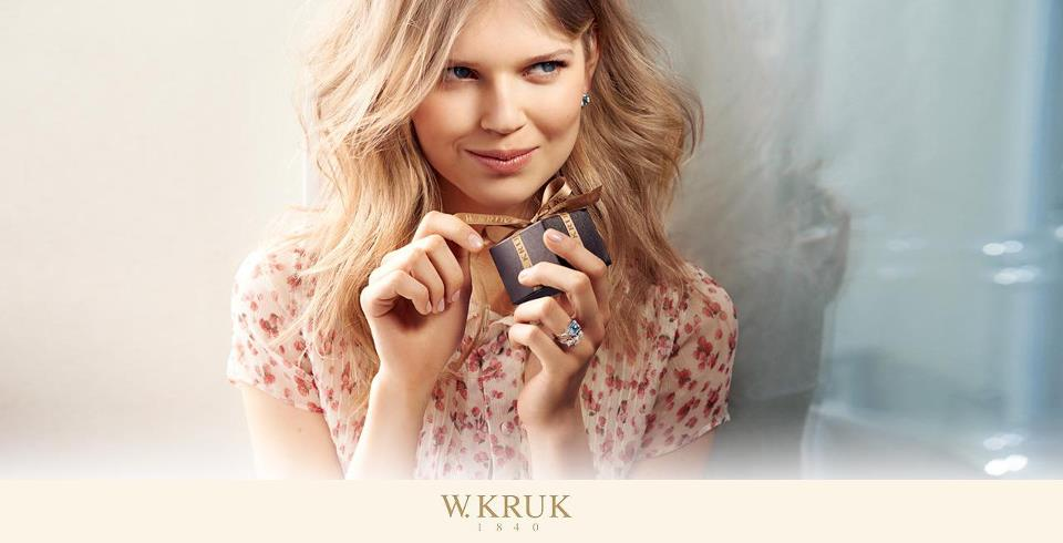 Polish Models Blog: Ad Campaign: Ola Rudnicka for W. Kruk, S/S 2013