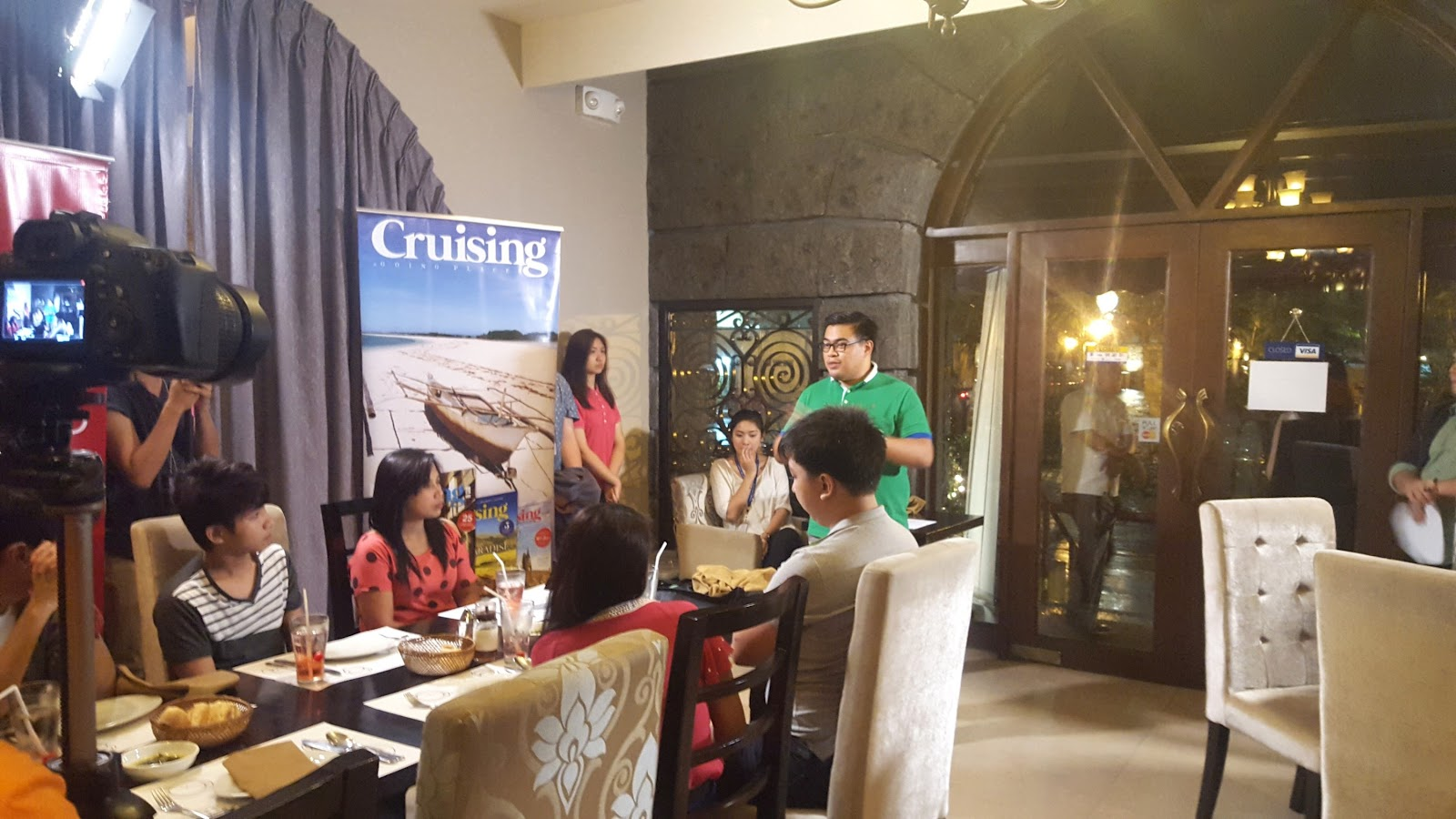 Where Zomato And Cruising Will Visit 16 Restaurants That Represents Cuisines From Different Countries Without Leaving Metro Manila