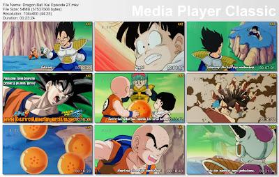 "Download Film / Anime Dragon Ball Kai Episode 27 ""Keadaan Semakin Memburuk! Gohan, Lindungilah Bola Bintang Empat"" Bahasa Indonesia"