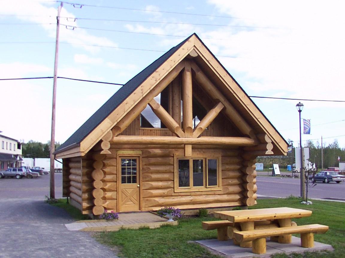 Log House Or Wood House Photos Bahay Ofw