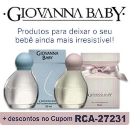 Cupom eFácil - Giovanna Baby