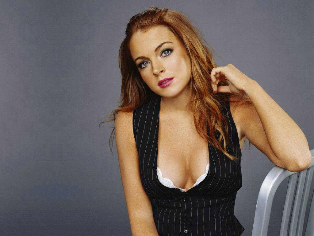 the celebrities lovers: beautiful wallpapers of lindsay lohan