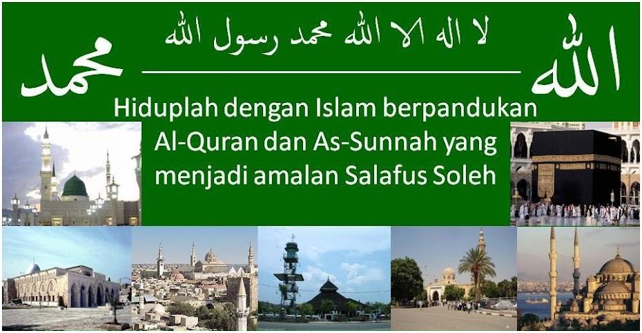 SERUAN JIHAD : MEMBANGUN BERSAMA ISLAM