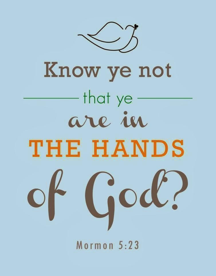 Favorite Scripture: