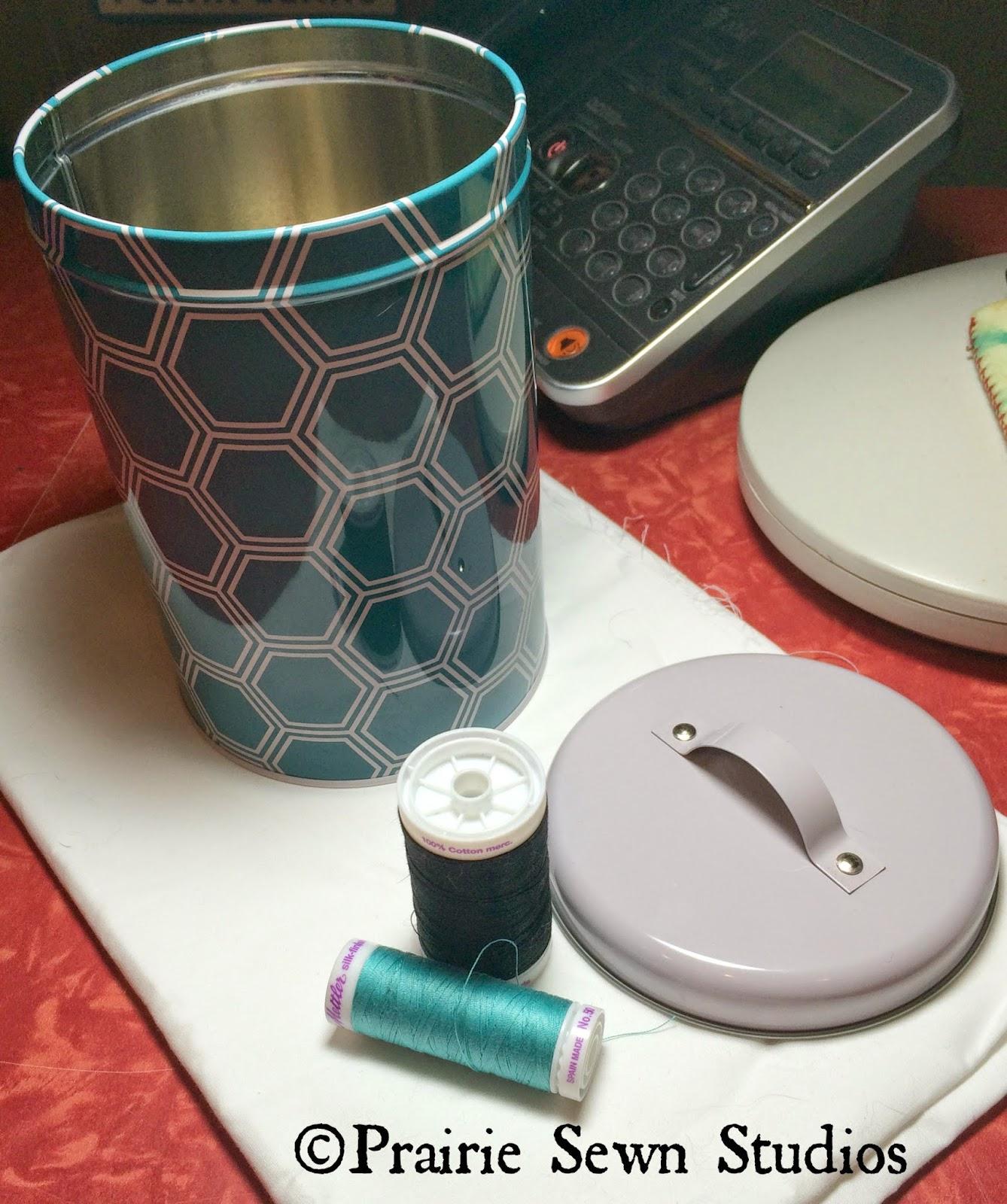 Target geometric canister hexagon storage