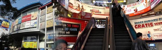Harga Hp Nokia dan Backberry di BEC Bandung
