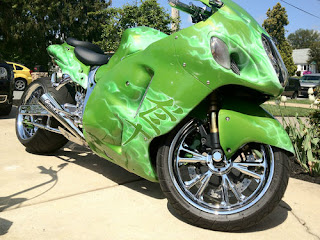FOR SALE 2006 SUZUKI HAYABUSA $20,000