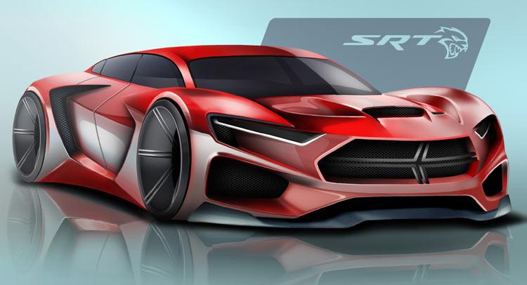 Srt Race Car