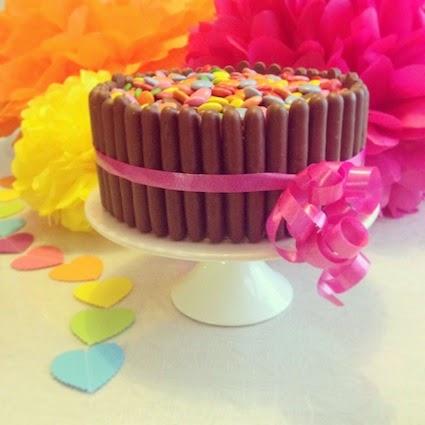 Fingers cake
