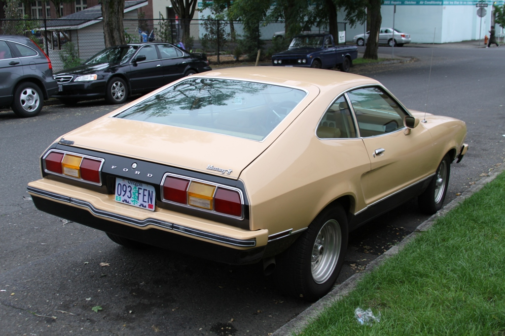 The 1977 Fastback model offered those longing for a convertible ...
