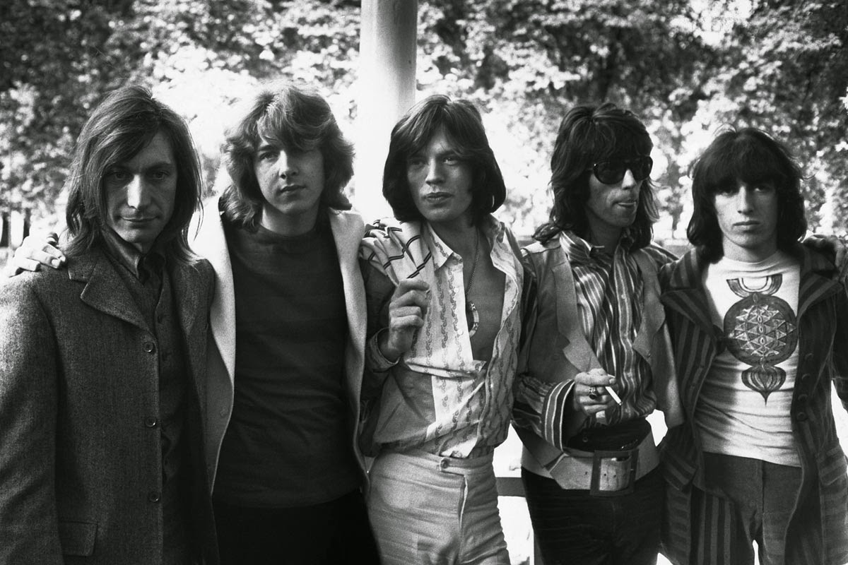 The Rolling Stones Live 1969
