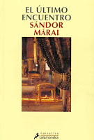 El último encuentro - Sándor Márai