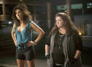 'The Heat' review, starring Sandra Bullock, Melissa McCarthy