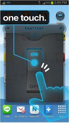 تطبيق مجاني لحفظ الطاقة وزيادة عمر البطارية للأندرويد 3x battery saver – iBattery 2.7 apk
