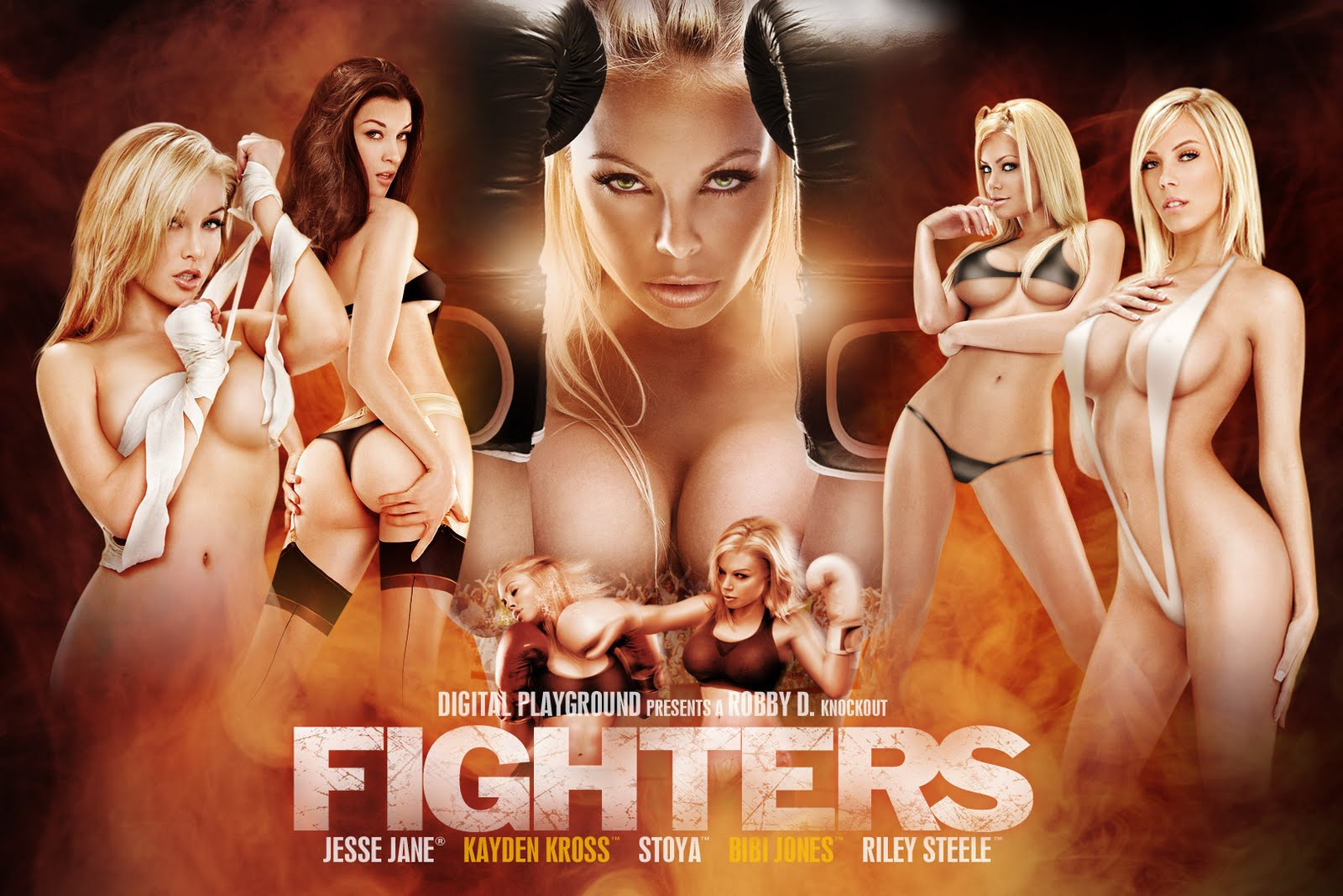 jesse jane fighters