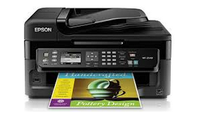 Epson WorkForce WF-2540 Driver Free Download