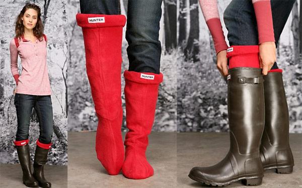 Rain Boots Hunter3