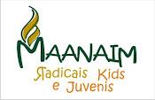 Eu faço parte da Rede Kids da Maanaim