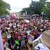Massa Menyemut di Jalan Sehat PKS Nunukan