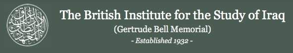 The British Institute for the Study of Iraq (Gertrude Bell Memorial)