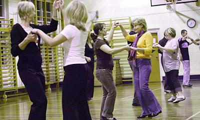 Benefits of Dance : Shall We Dance?