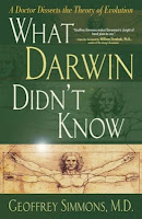 Book cover: What Darwin Didn't Know