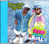 DJ Jazzy Jeff & The Fresh Prince - Ring My Bell (CDM) (1991)