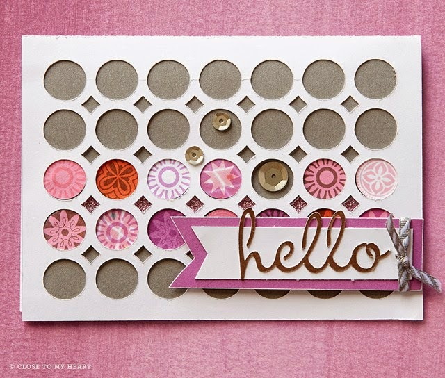 Close To My Heart Card Making Ideas Part - 50: Traci Godbee