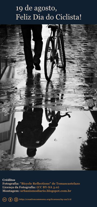 Urbanismo Dia do Ciclista
