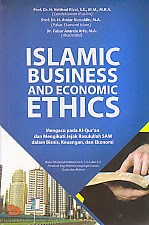 toko buku rahma: buku ISLAMIC BUSINESS AND ECONOMIC ETHICS, pengarang veithzal rivai, penerbit bumi aksara