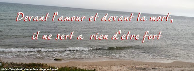 Couverture journal facebook proverbe