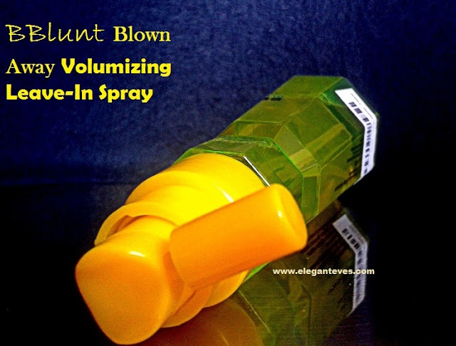 Bblunt Blown Away hair spray