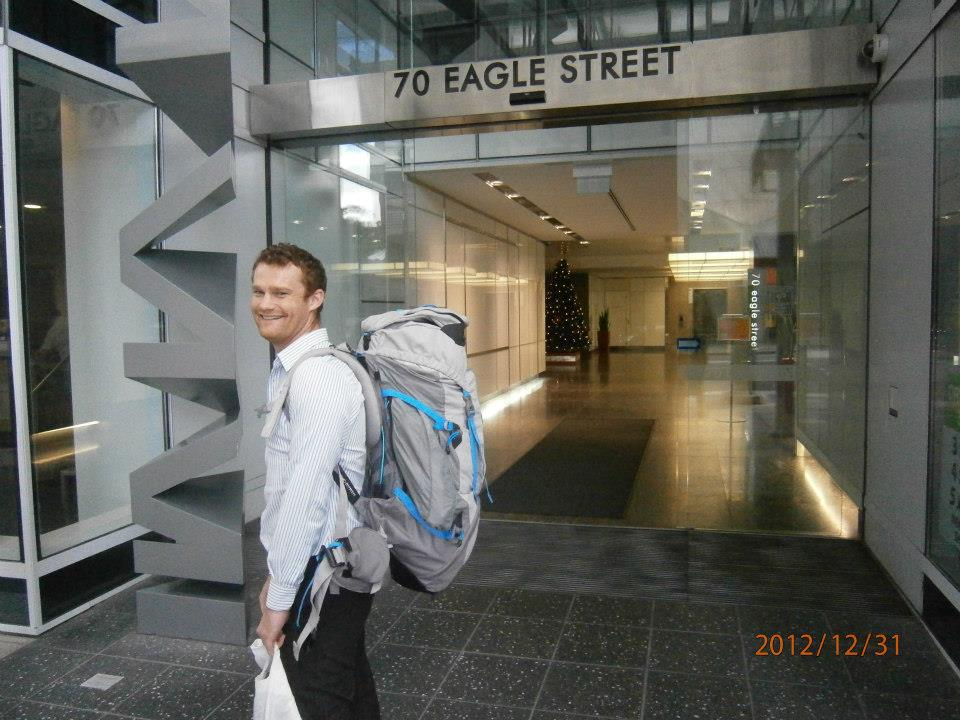 Eagle St, Brisbane