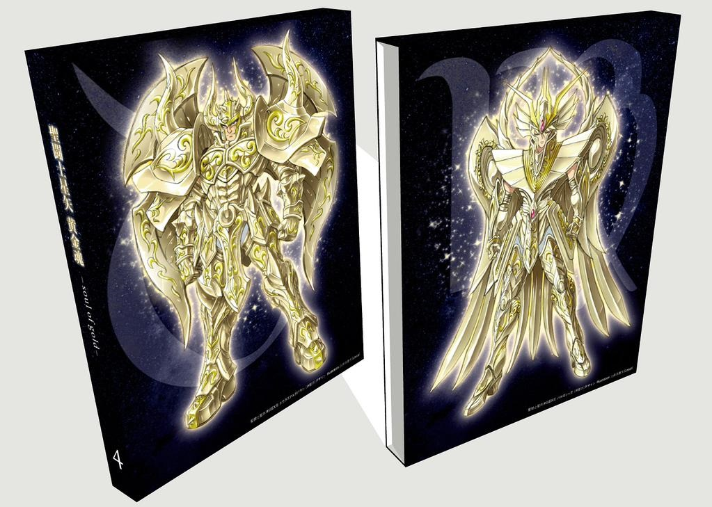 Soul of Gold Blu-ray/DVD