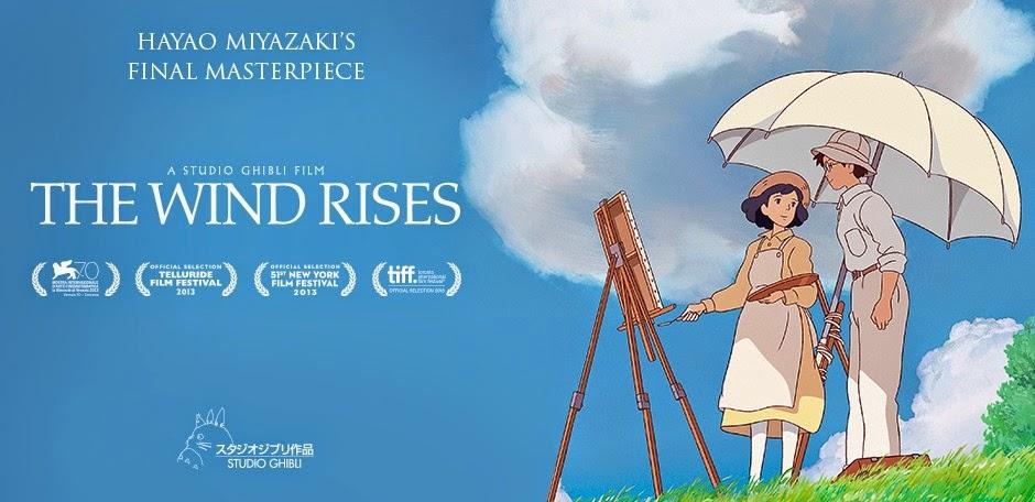 Studio Ghilbu - The Wind Rises Review