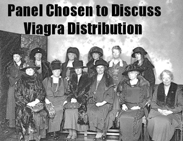 Why is viagra covered and not birth control