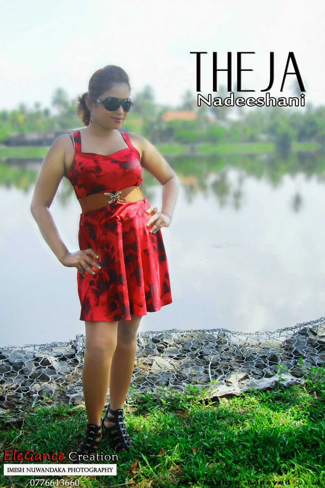 THEJA NADEESHANI new model