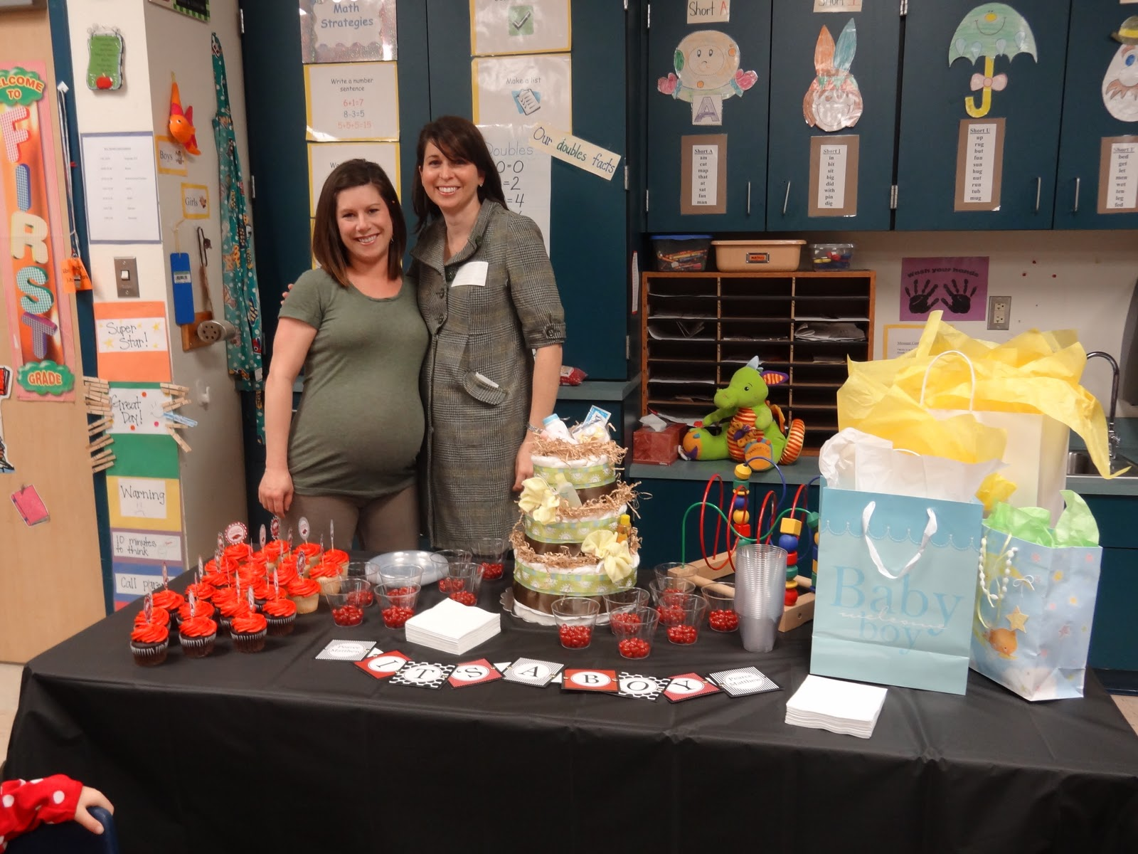 This Amazing Thing Called Life Class Baby Shower