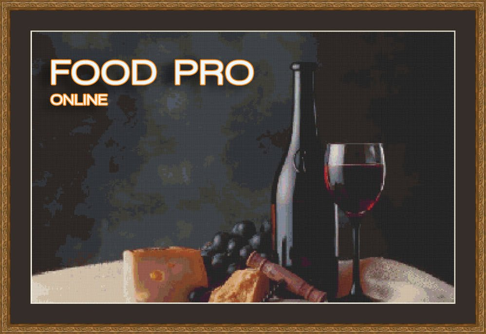 FOOD PRO - For Wine Connoisseurs & the Food Enthusiast