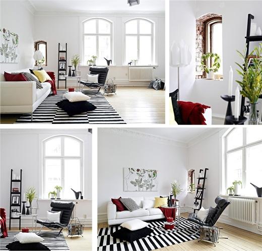 By Ozana Ikea Stockholm Rug