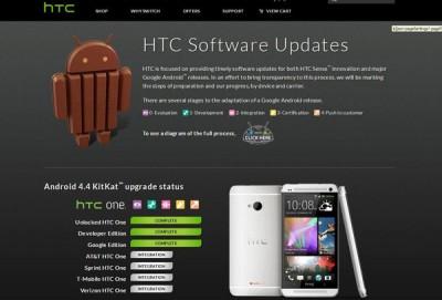 HTC Jelaskan Proses Update Android Melalui Sebuah Infographic
