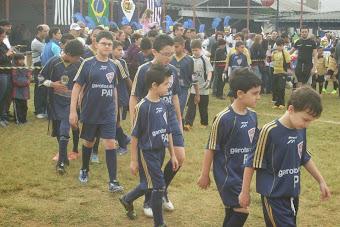 Garotos do Pai - Futsal