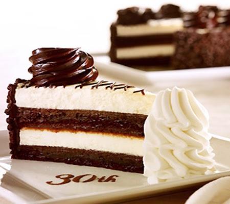 30th Anniversary Chocolate Cake Cheesecake Recipes