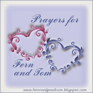 Prayers for Fern and Tom
